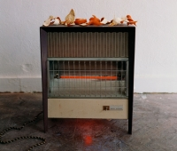 Heater, orange peel, light, aroma