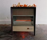 Heater, orange peel, light, aroma