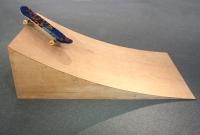 Wood, skateboard, wool